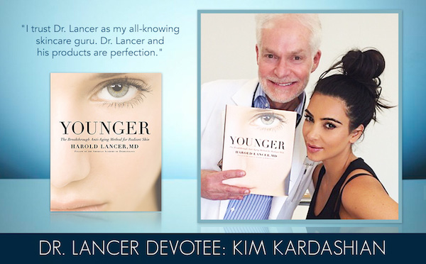 Dr Lancer Devotee Kim Kardashian Lancer Skincare Blog