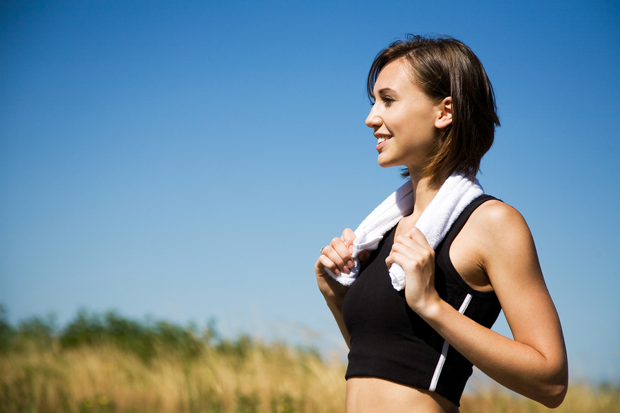 Benefits of Exercise for your Skin