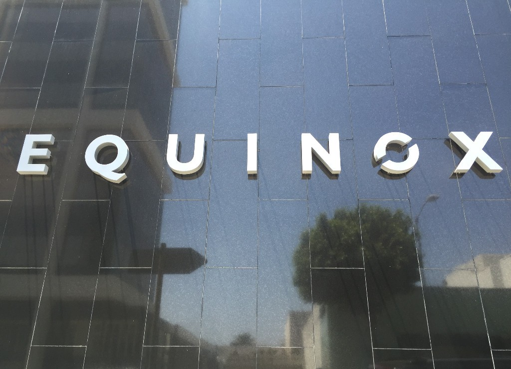 Equinox Gym in Beverly Hills