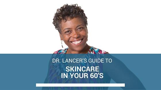 skin care over 60