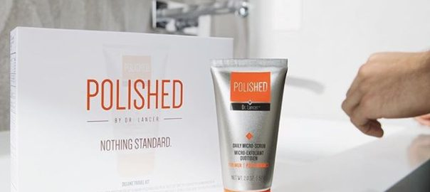 POLISHED for men
