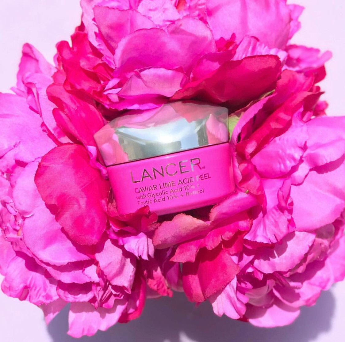 Treat your mom to Lancer Skincare products this Mother's Day