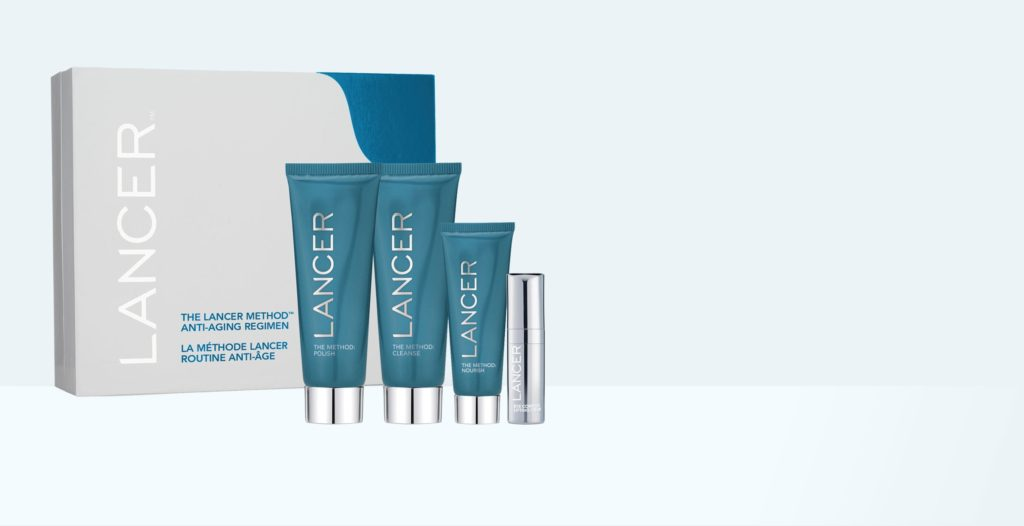 Lancer Skincare Travel Collection