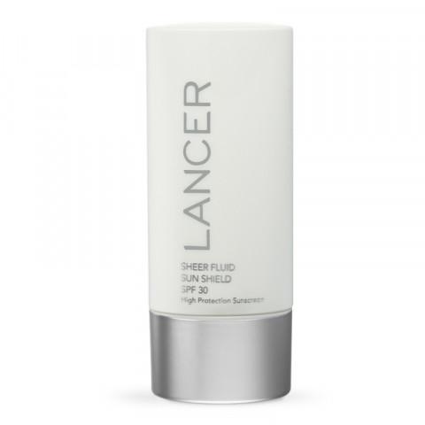 Lancer Skincare Sheer Fluid Sun Shield